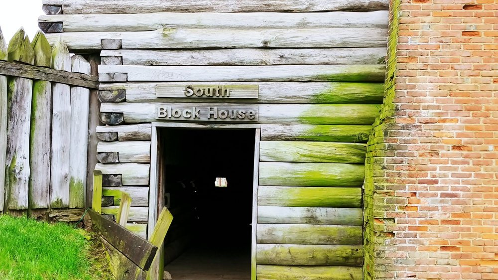Ft Recovery State Museum: 1 Fort Site, Fort Recovery, OH
