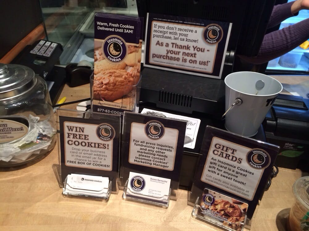 Photos for Insomnia Cookies - Yelp
