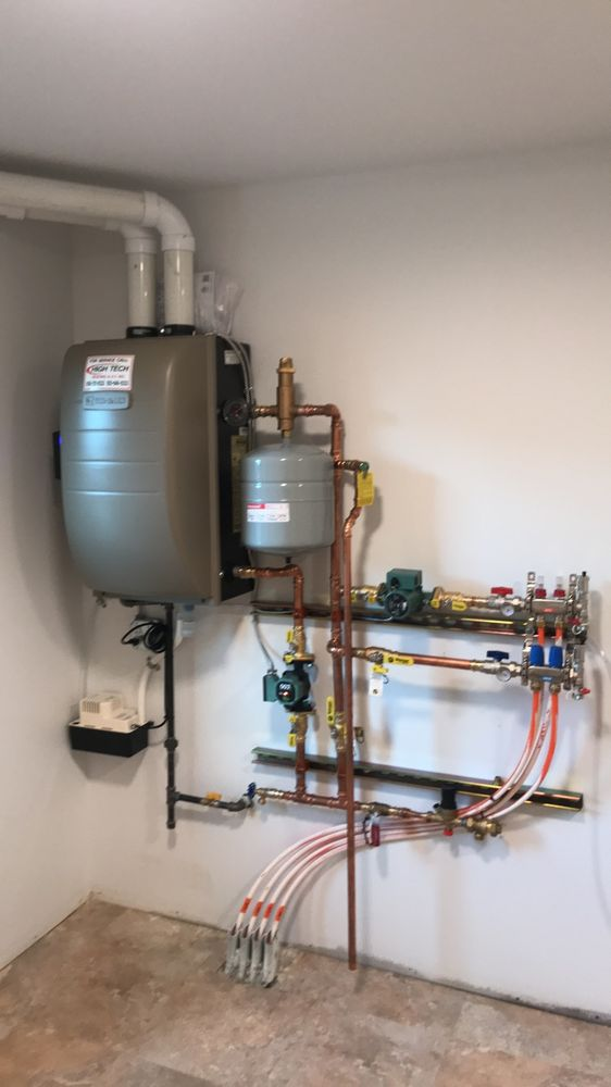 High Tech Heating & Air Conditioning: 2395 County Rd Bb, Cottage Grove, WI