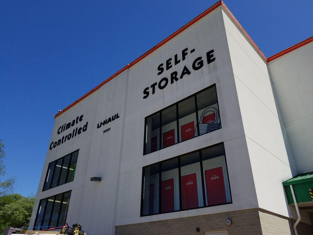 U-Haul Moving & Storage at Slaughter Lane