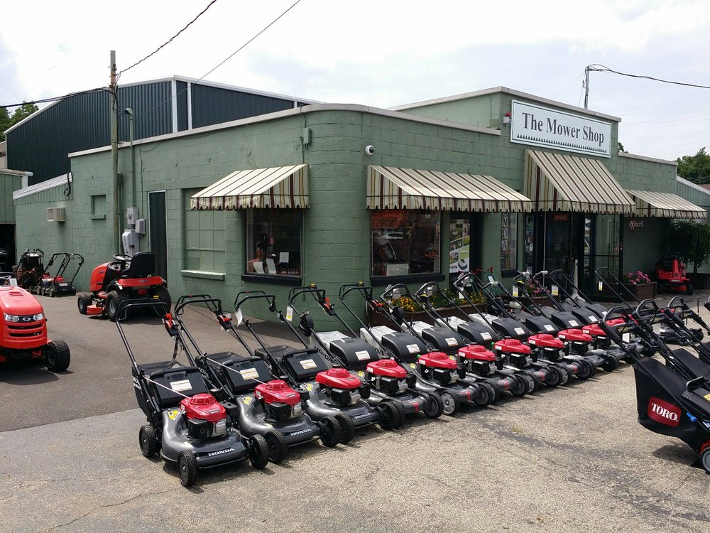 The Mower Shop: 7400 Preston Hwy, Louisville, KY