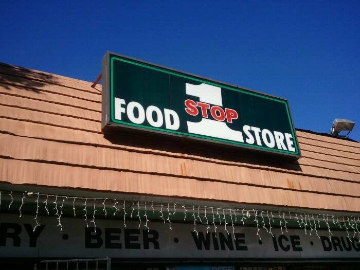 First Stop Food Store: 303 Bayland Ave, Houston, TX