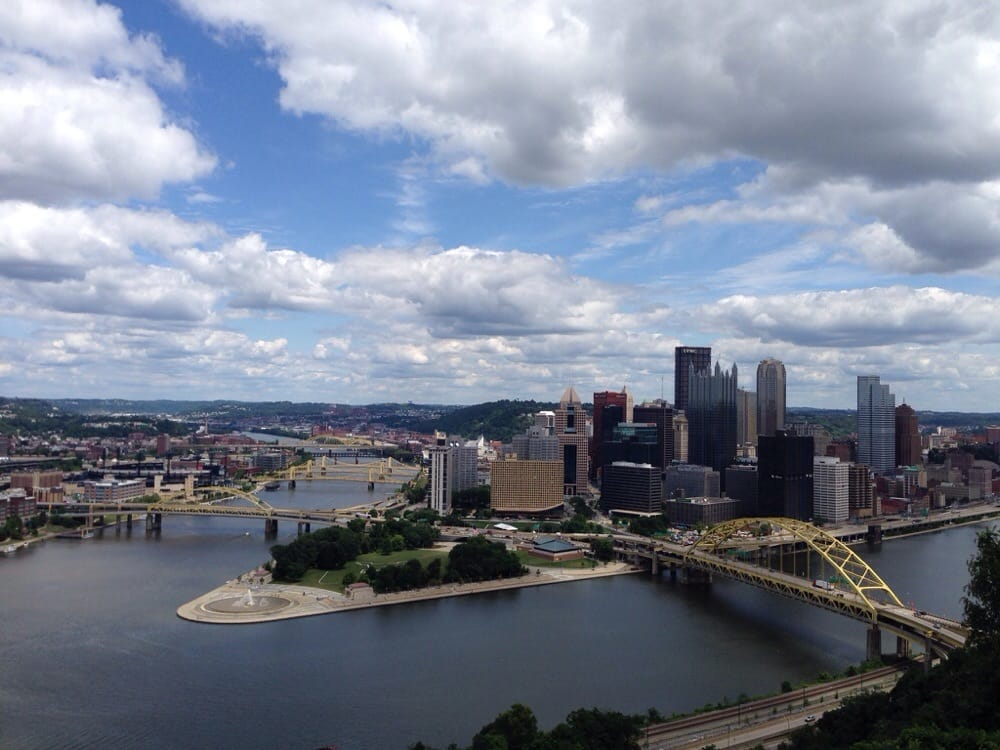 Here Are 20 Architectural Landmarks In Pennsylvania |Pittsburgh Iconic Landmarks