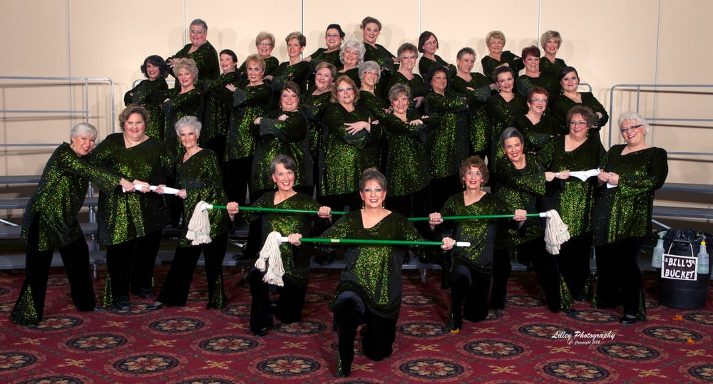 Sweet Adelines Emerald City Chorus: 300 S Callahan Dr, Wichita, KS