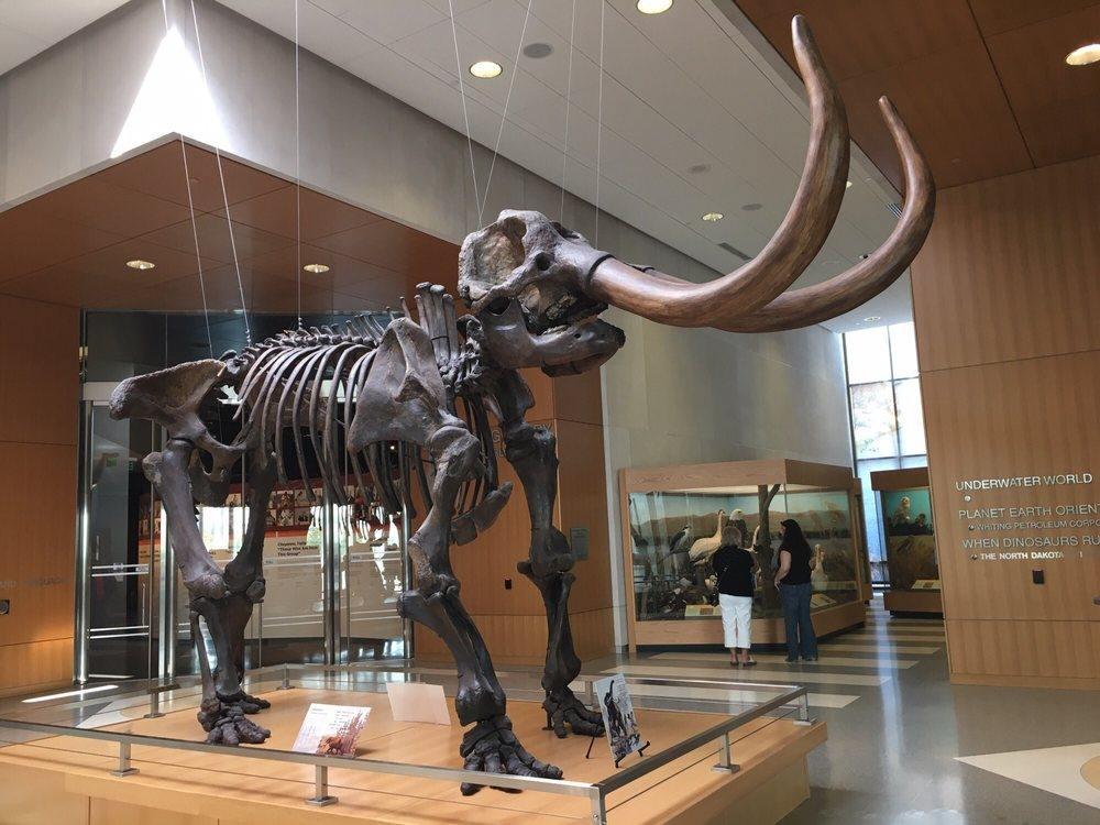 North Dakota Heritage Center & State Museum: 612 E Boulevard Ave, Bismarck, ND