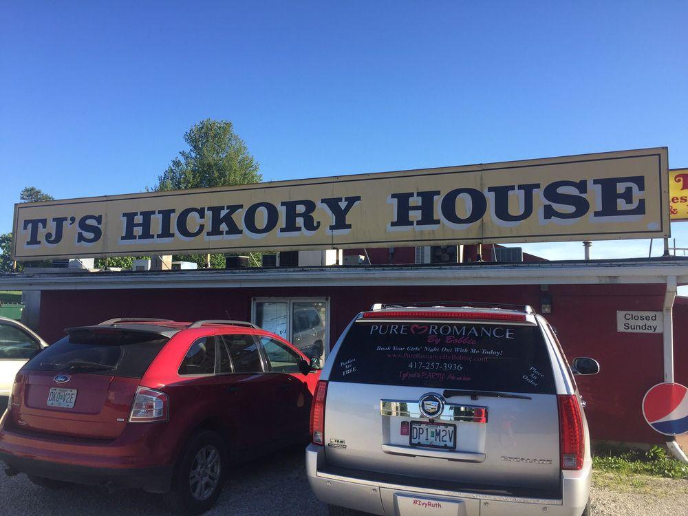 T.J.'s Hickory House: 4828 US 160, West Plains, MO