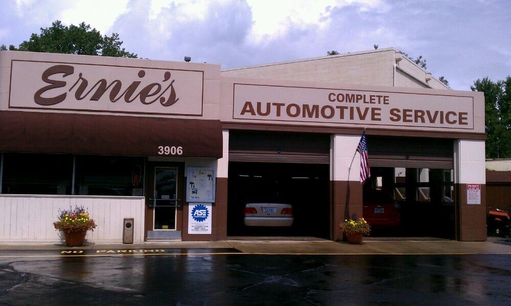 Ernie's Automotive Service: 3906 E Main St, Columbus, OH