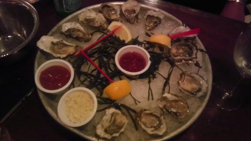 Bahia falsa and rincon de bellenas oysters yelp for King fish long beach