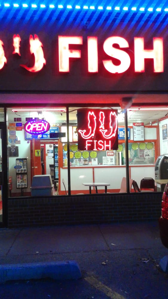 J j fish seafood markets 2208 e state st near for Fish market chicago