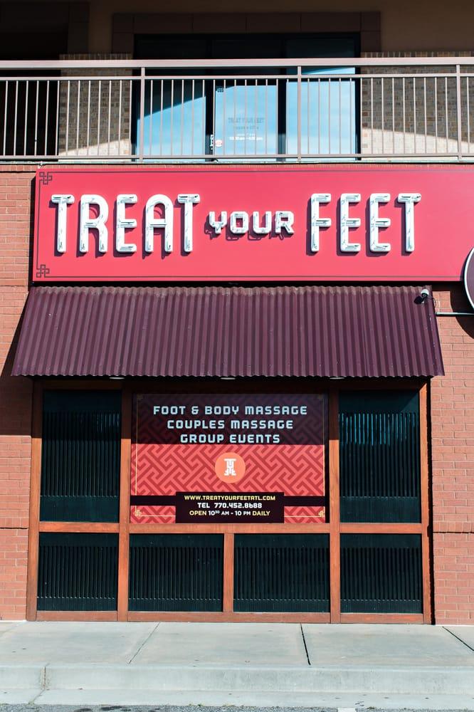 Treat Your Feet Doraville