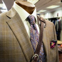 9a3880445e73 Foto från Manno Clothing & Tailoring - Dearborn, MI, USA. Suits and sport