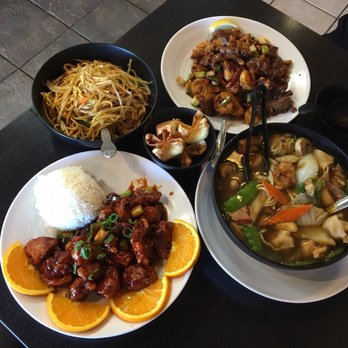 Chinese Food On Euclid In Fullerton