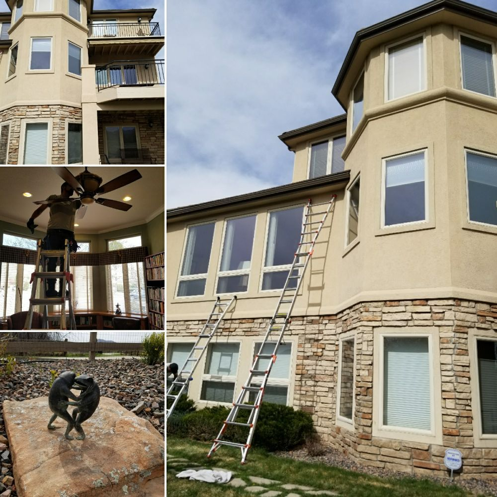 Sandoval's Window Cleaning: Denver, CO