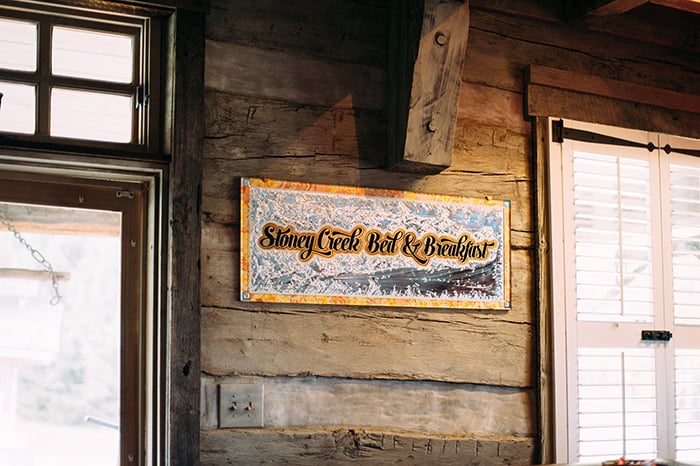 Stoney Creek B&B: 176 Rearick Fording Rd, Ford City, PA