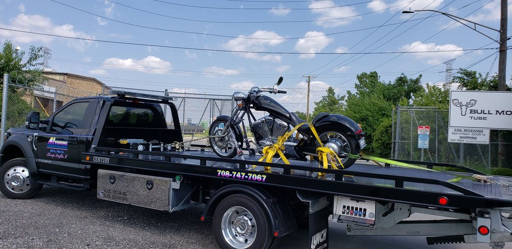 Towing business in Lynwood, IL