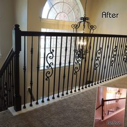 Ordinaire Photo Of Stair Remodel   Houston Stair Parts   Pasadena, TX, United States