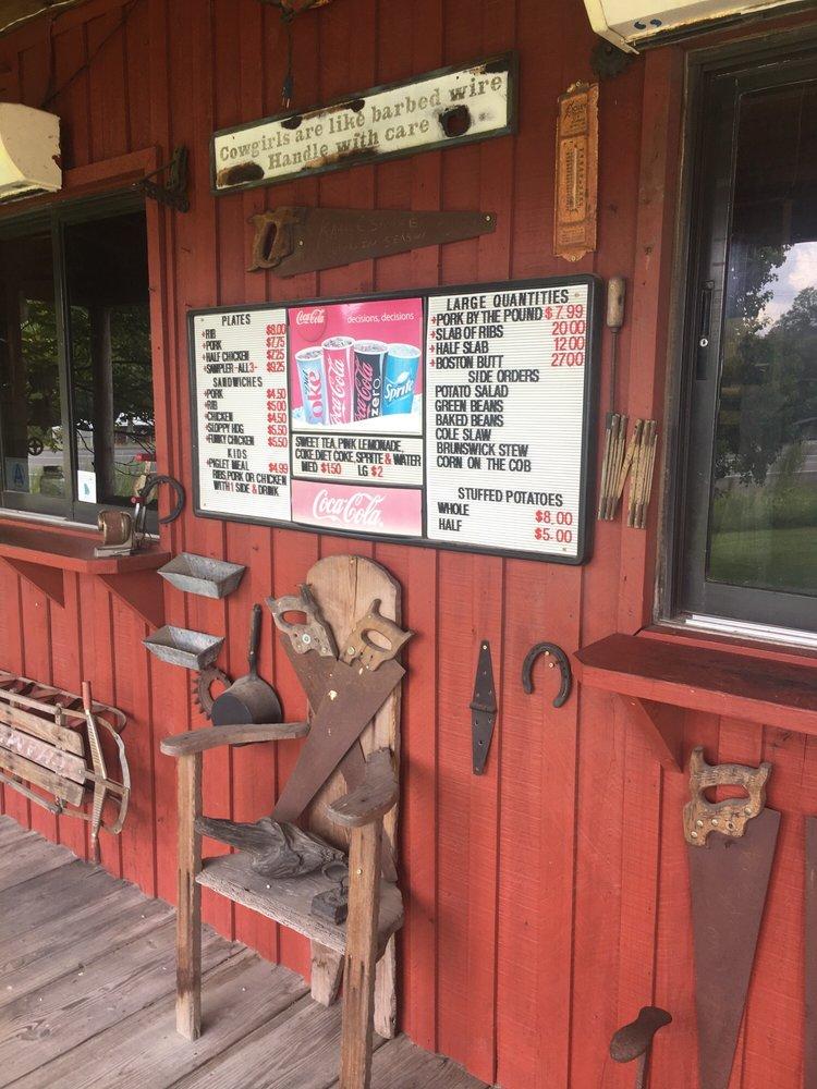 Barnyard Bbq: 1070 Old Bell Lake Rd, Douglas, GA