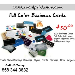 Socal printshop get quote printing services normal heights photo of socal printshop san diego ca united states reheart Image collections
