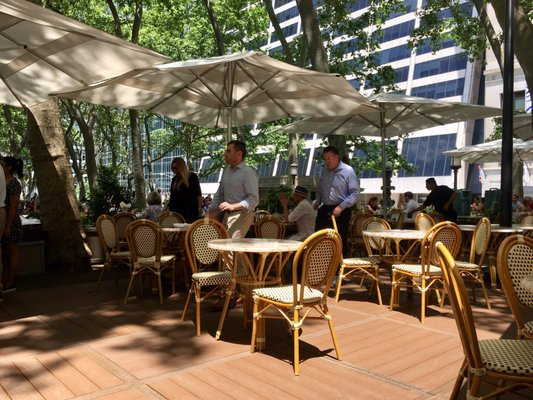 Bryant Park Grill 851 Photos 883 Reviews Bars 25 W