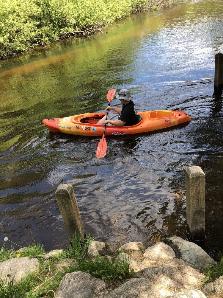 Baldwin Canoe Rental: 9117 S M 37, Baldwin, MI