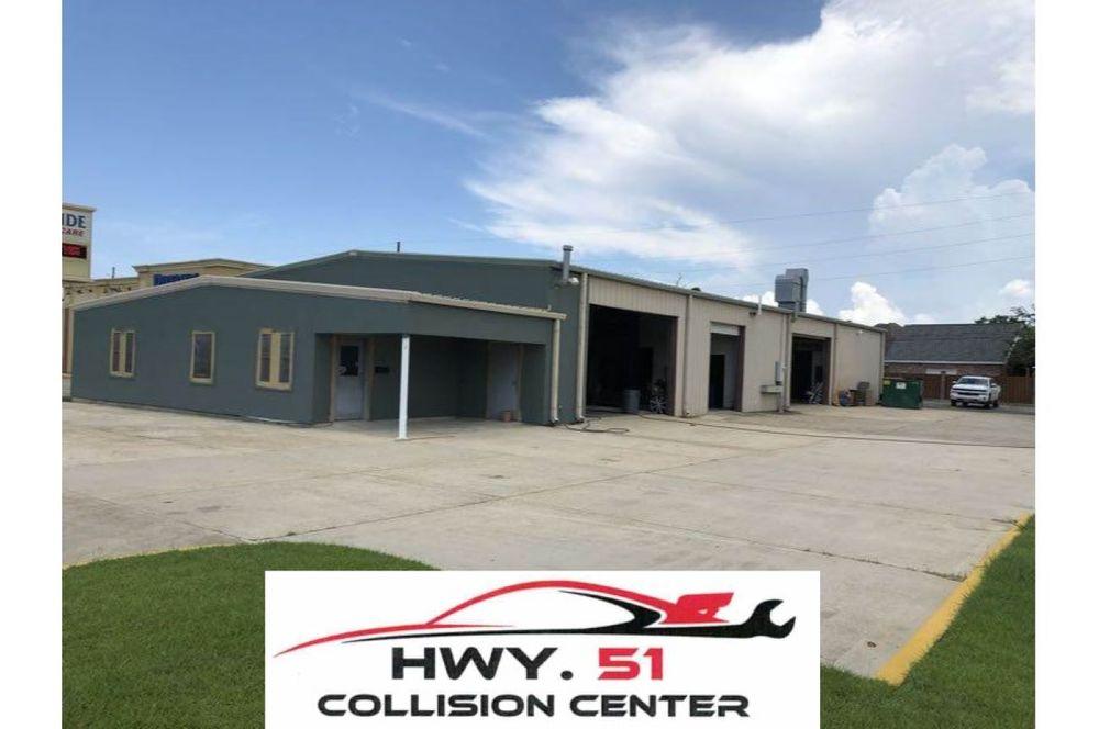 Hwy 51 Collision Center: 3313 US 51, LaPlace, LA