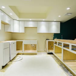 Perfect Photo Of All Wood Cabinetry   Bartow, FL, United States. Installing  Cabinets.