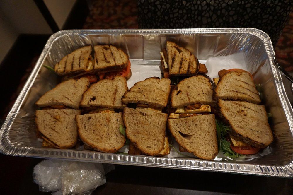 Food from Walnut Grille