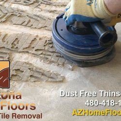 Photo Of Arizona Home Floors Dust Free Tile Removal Tempe Az United States