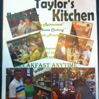 Taylor\'s Kitchen - American (Traditional) - 7874 Telegraph Rd ...