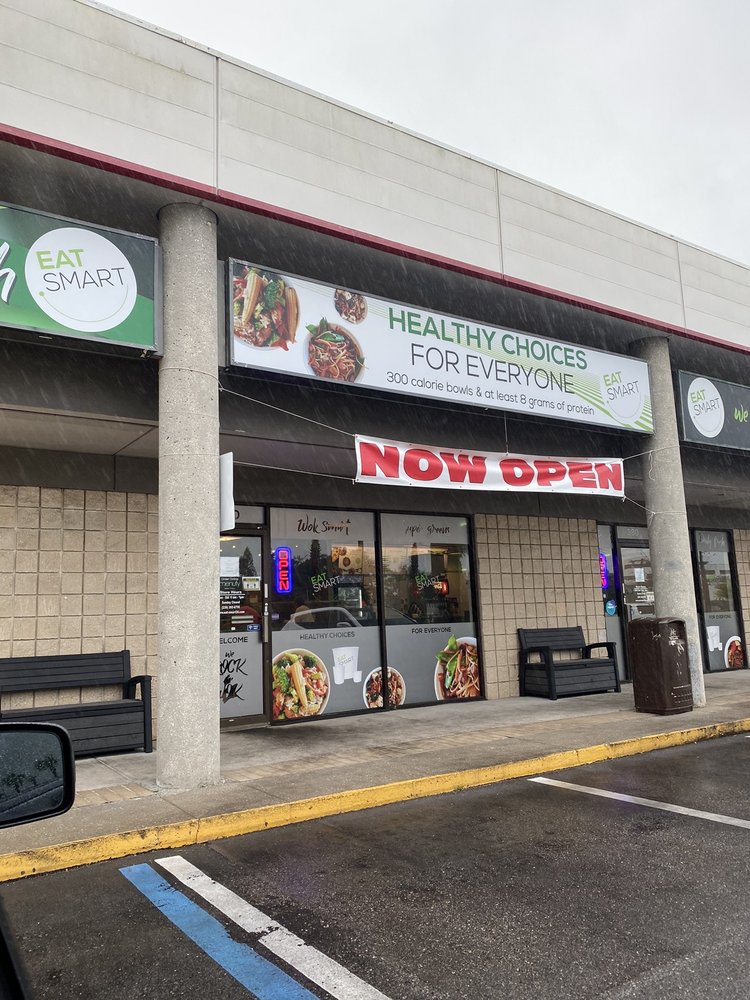 Eat Smart - Fort Myers: 8595 College Pkwy, Fort Myers, FL