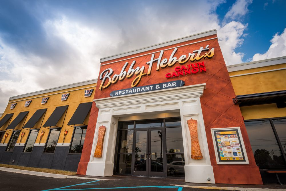 Bobby Hebert's Cajun Cannon - Metairie