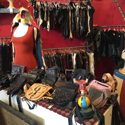 7affbe321b46 Photo of Delicious Boutique - Philadelphia, PA, United States. Leather  holsters and gear