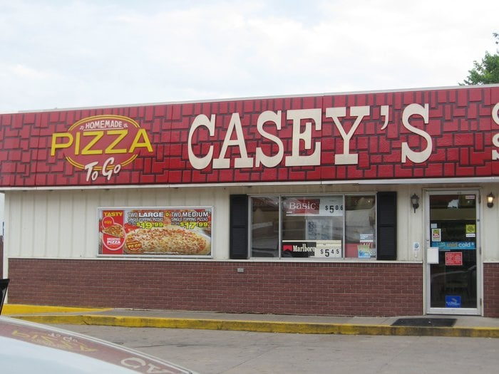 Casey's General Store: 100 E 5th St, Blue Rapids, KS