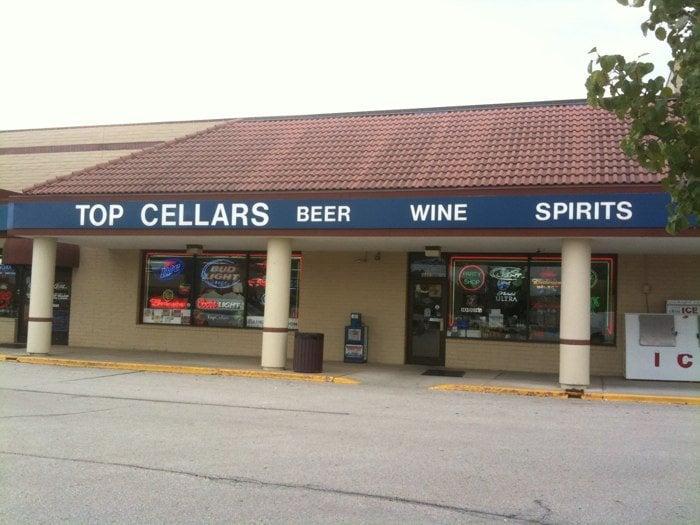 Top Cellars Wine & Spirits