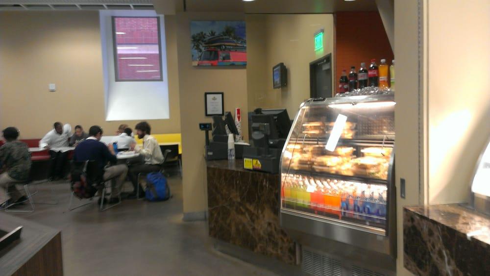 California Pizza Kitchen 20 Photos 22 Reviews Pizza Ronald Tutor Student Campus Center