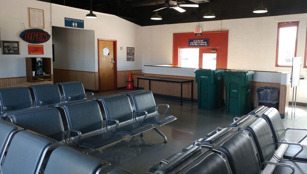 Amtrak: 339 S 1st St, Grand Junction, CO