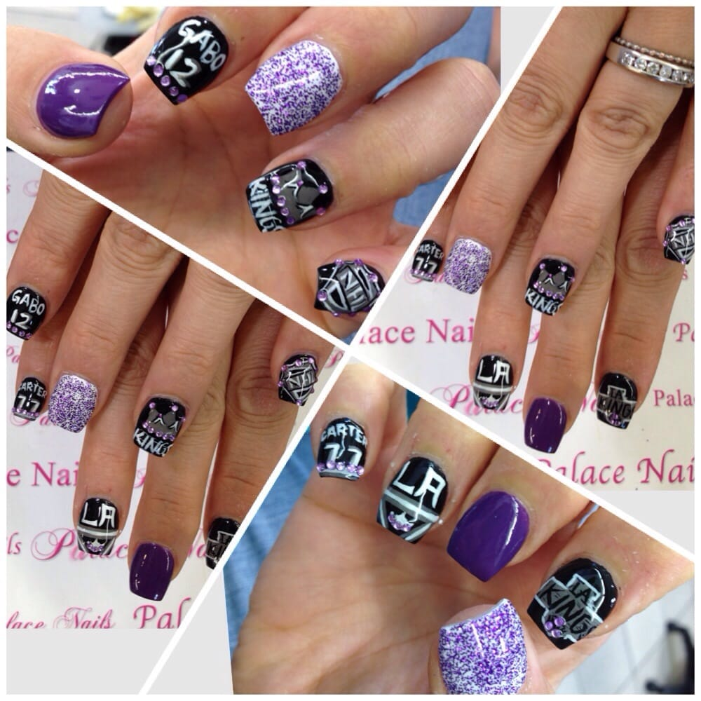 Photo Of Palace Nails North Hills Ca United States Linda Did My