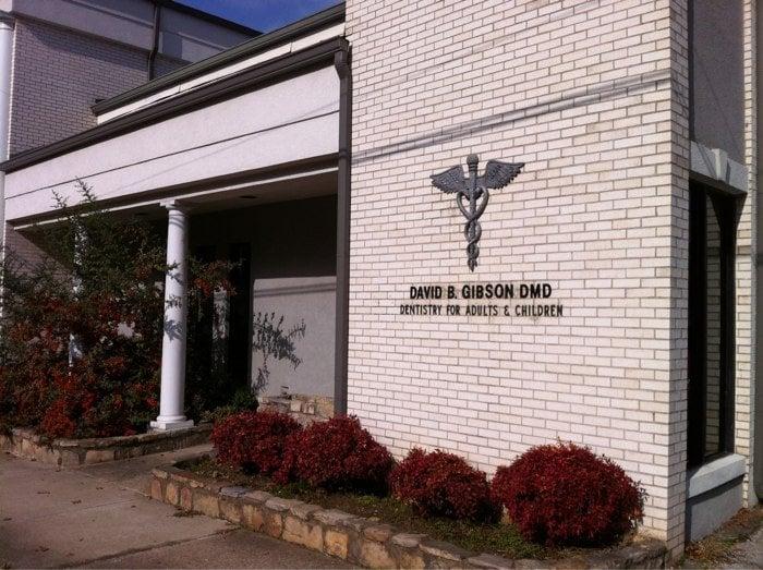 David Gibson, DDS: 313 E 10th St, Anniston, AL