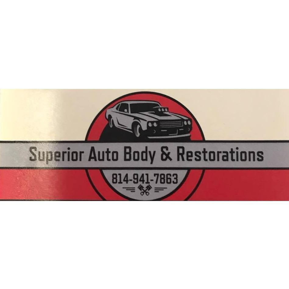 Superior Auto Body & Restoration: 2829 Route 764 (REAR), Duncansville, PA