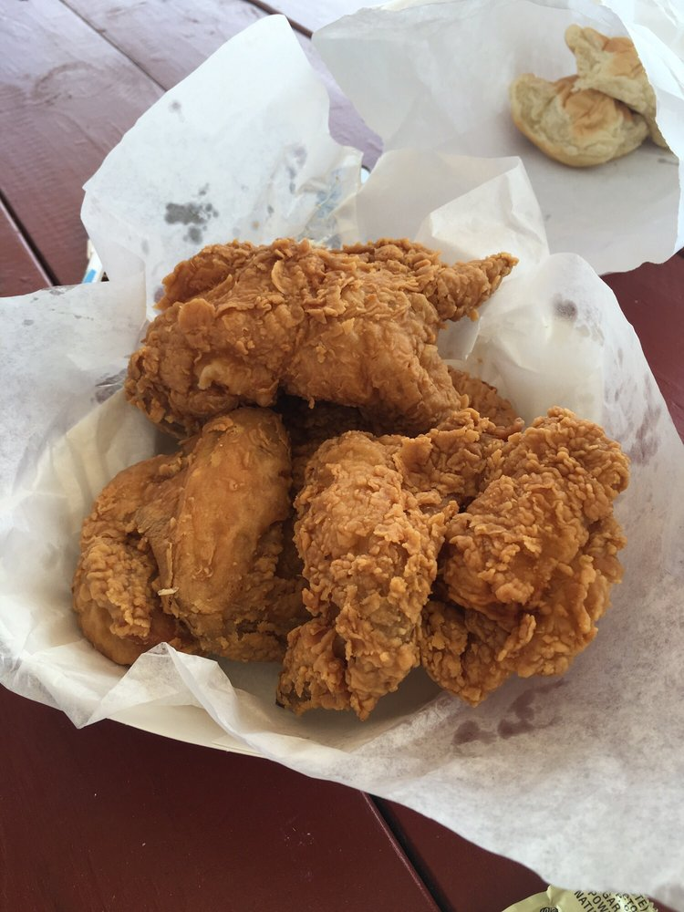 Krispy Chicken: 2307 Franklin Ave, Waco, TX