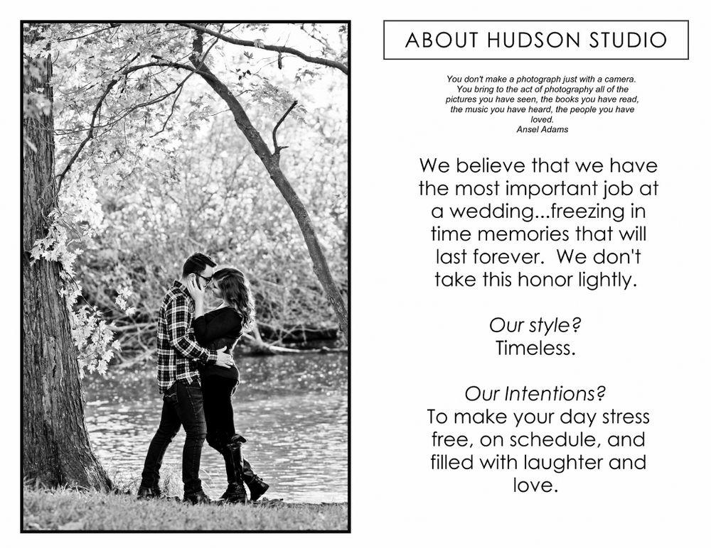 Hudson Studio: 8313 Monroe Rd, Lambertville, MI