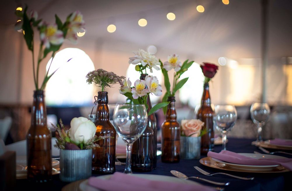 The Gardens Wedding Center: 7003 Hwy Rd, Allenton, WI