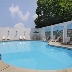 Photo Of Ramada Ligonier Pa United States Our Outdoor Heated Pool