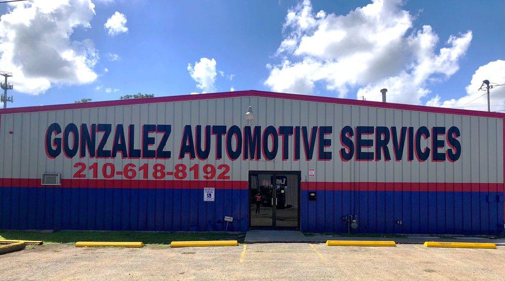 Gonzalez Automotive Services: 107 Edalyn St, San Antonio, TX