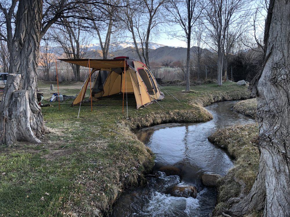 Photo of Brown's Millpond Campground: Bishop, CA