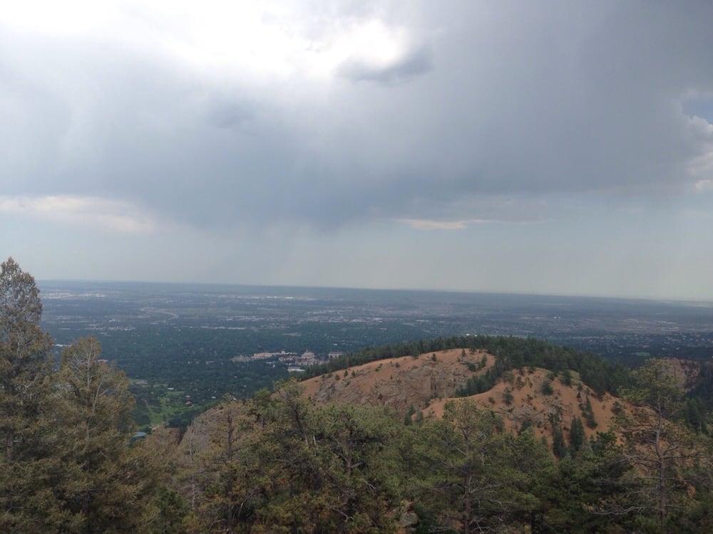 Mount Cutler Trail