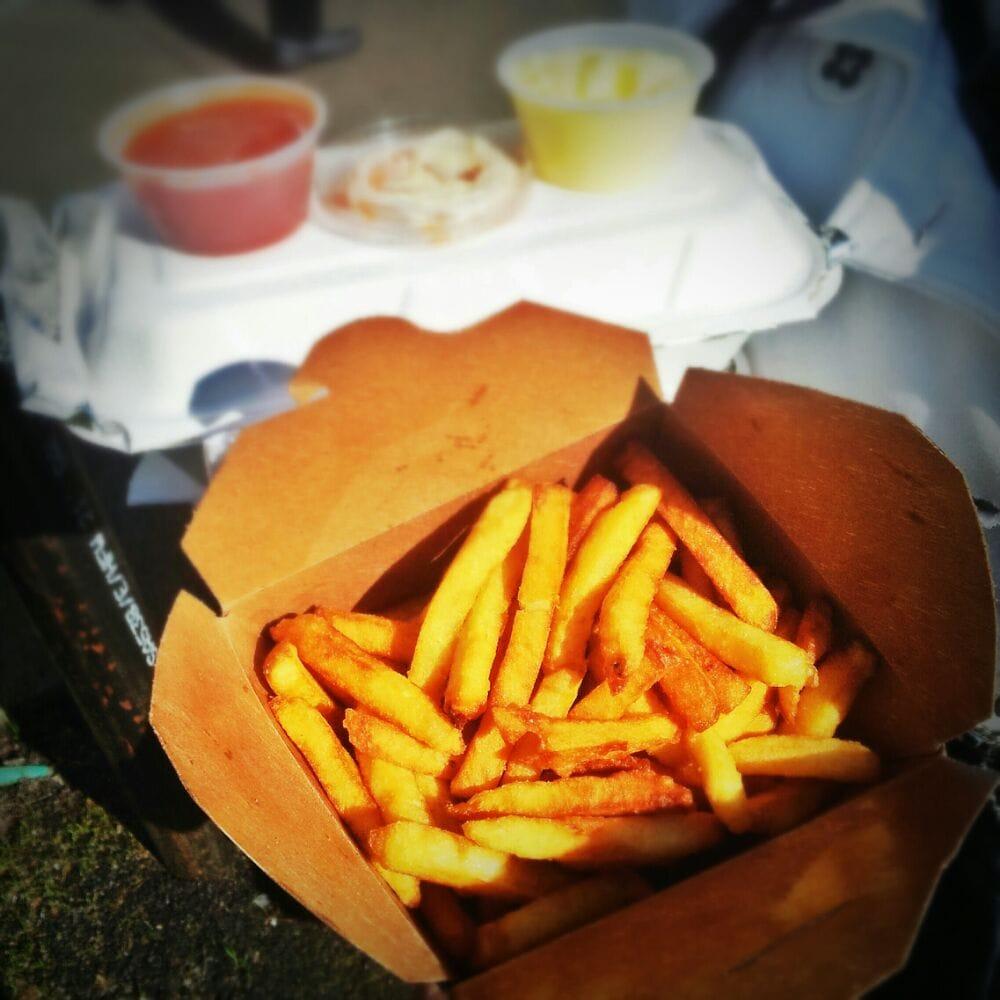 Food Near  Sw Washington Portland