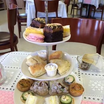 English Garden Tea Cafe Clackamas