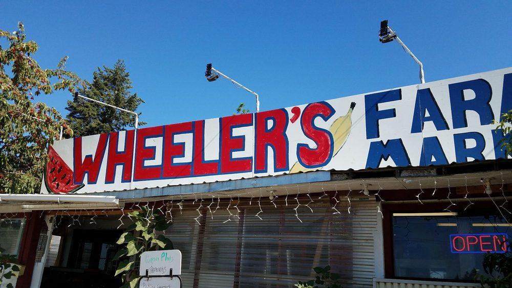 Wheeler's Farm Market: 21005 E Trent, Otis Orchards, WA