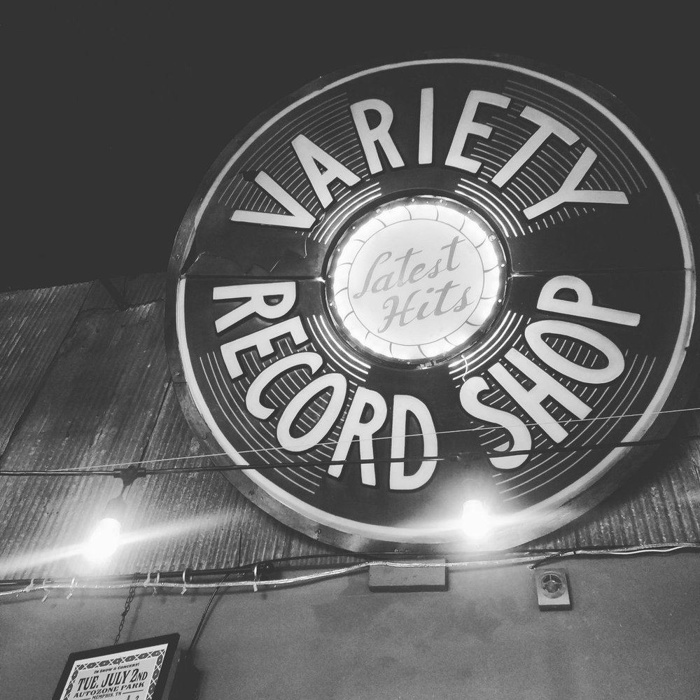 Social Spots from Variety Records